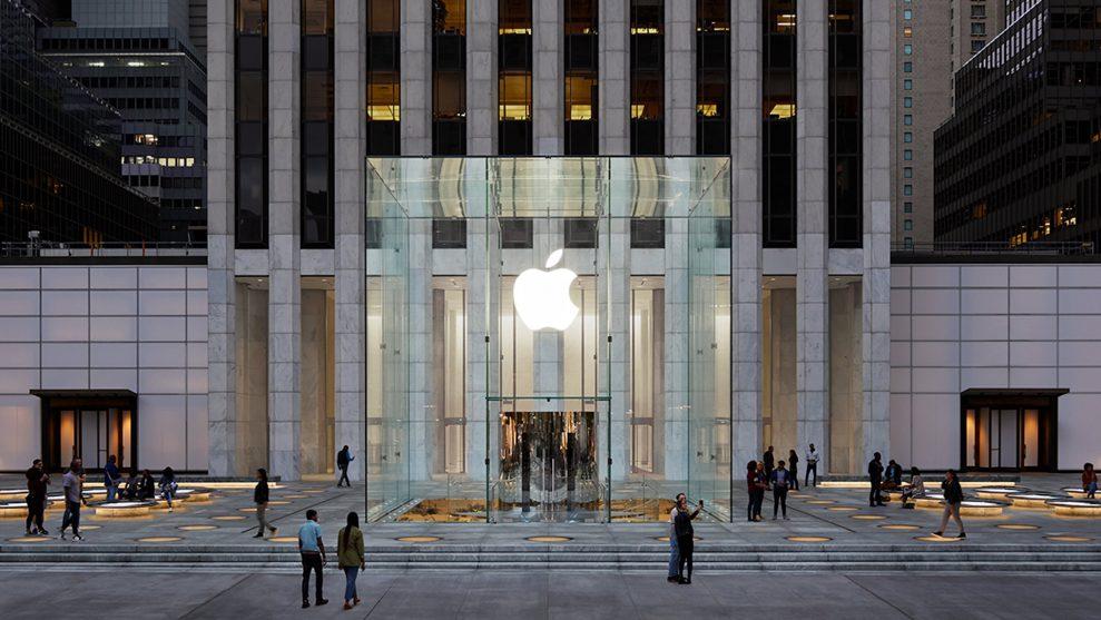 Apple stänger alla sina butiker utanför Kina