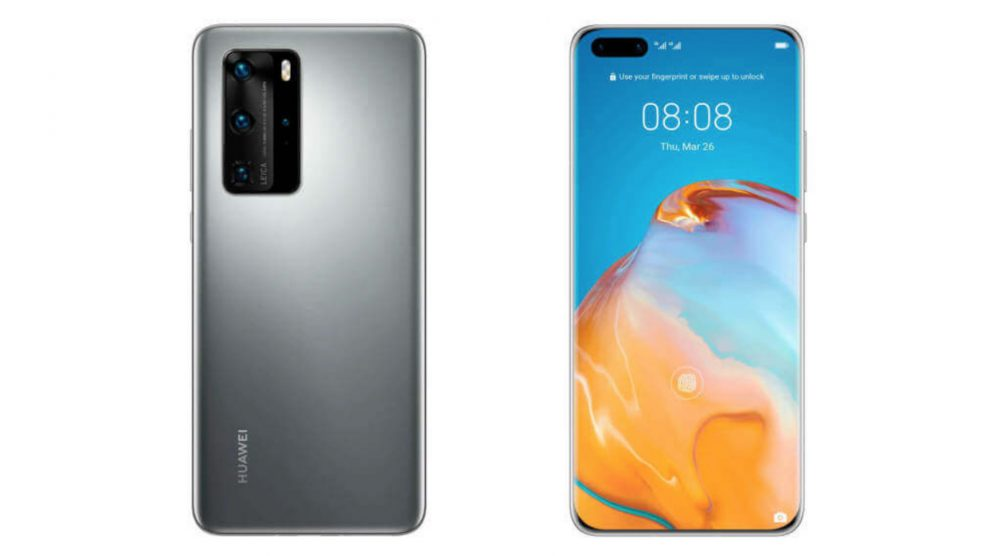 Huawei P40 och P40 Pro: specifikationerna läckta dagen före lanseringen