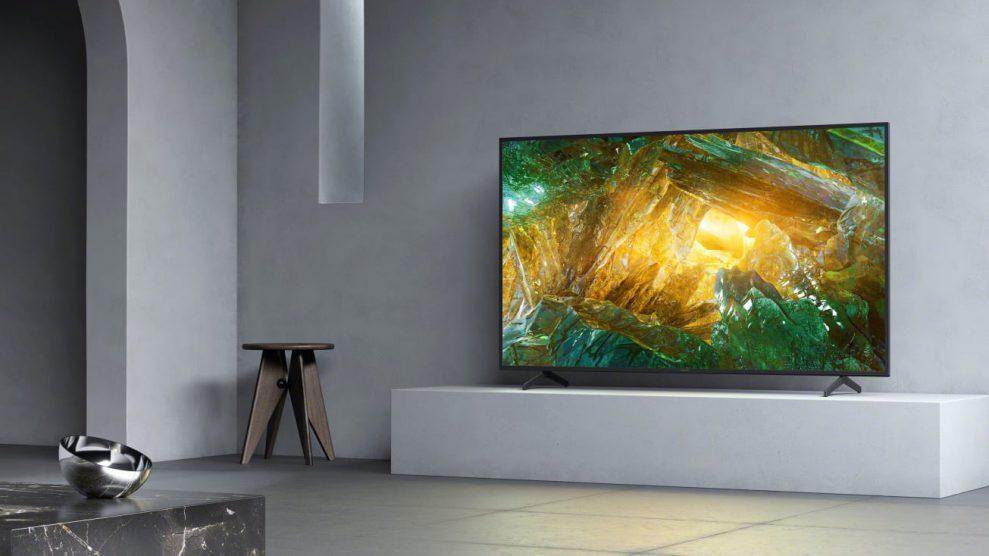 Sonys nya 4K HDR-TV är här