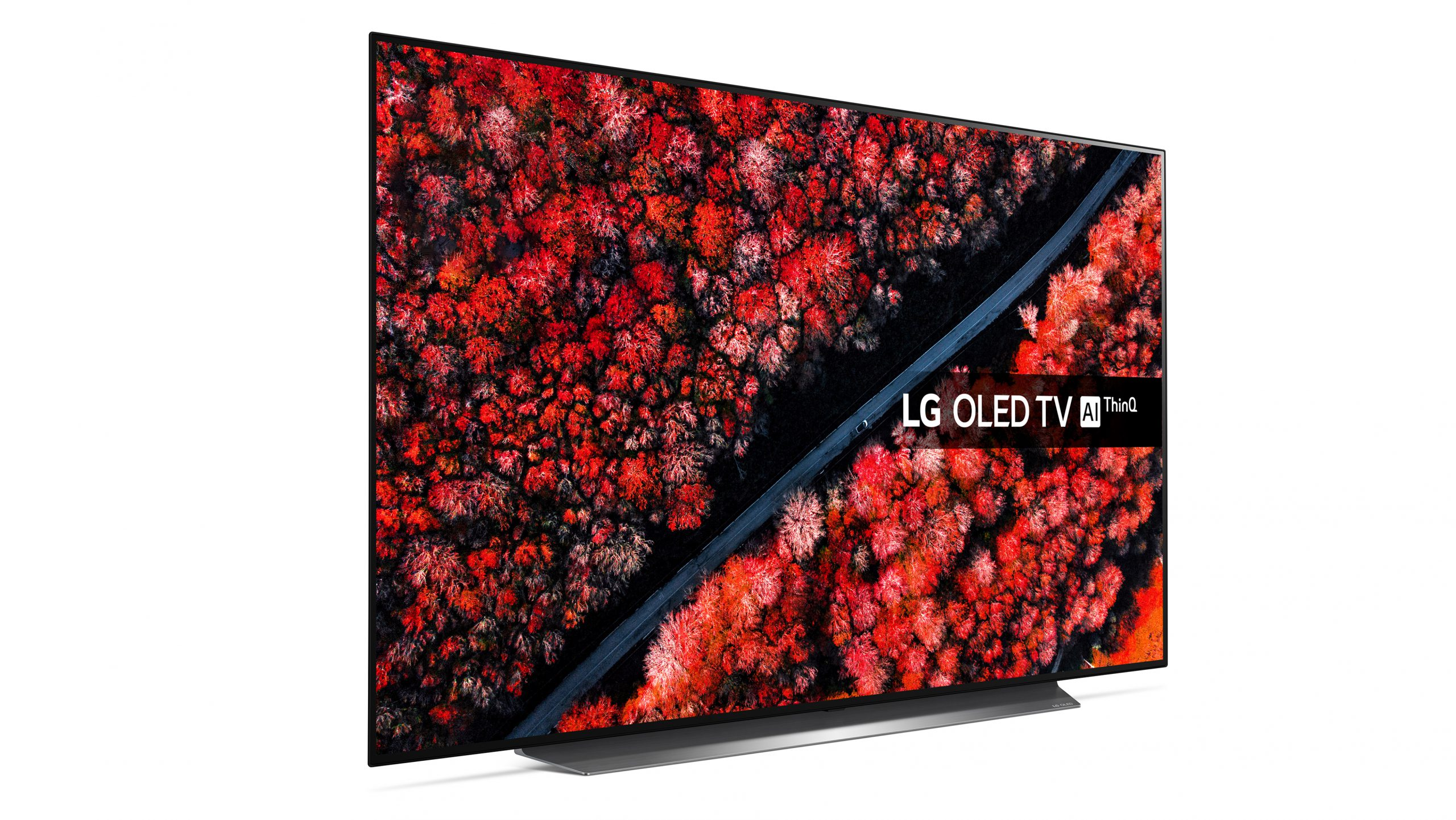 LG OLED77C9 storskjerm