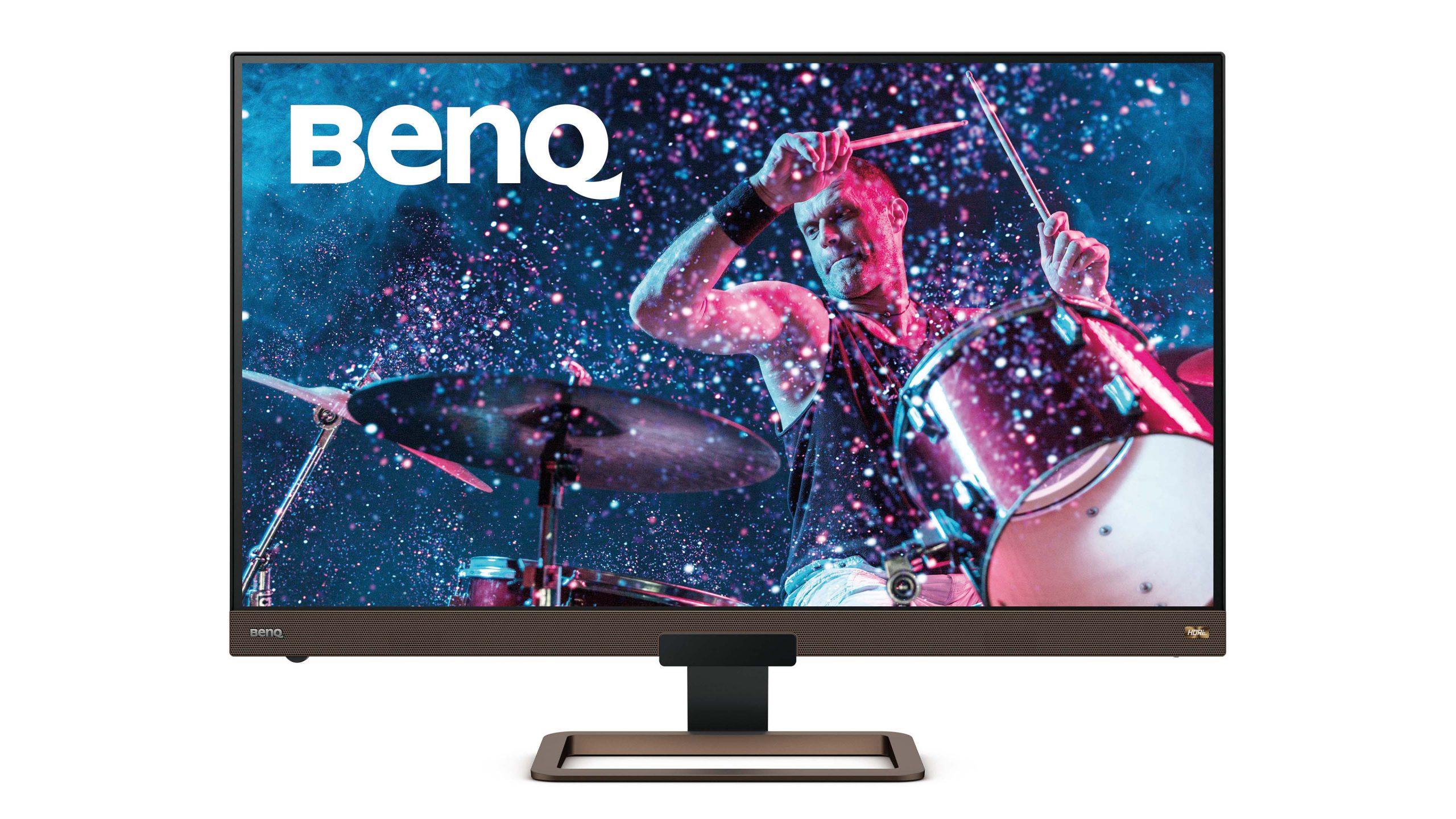 BenQ EW3280U front