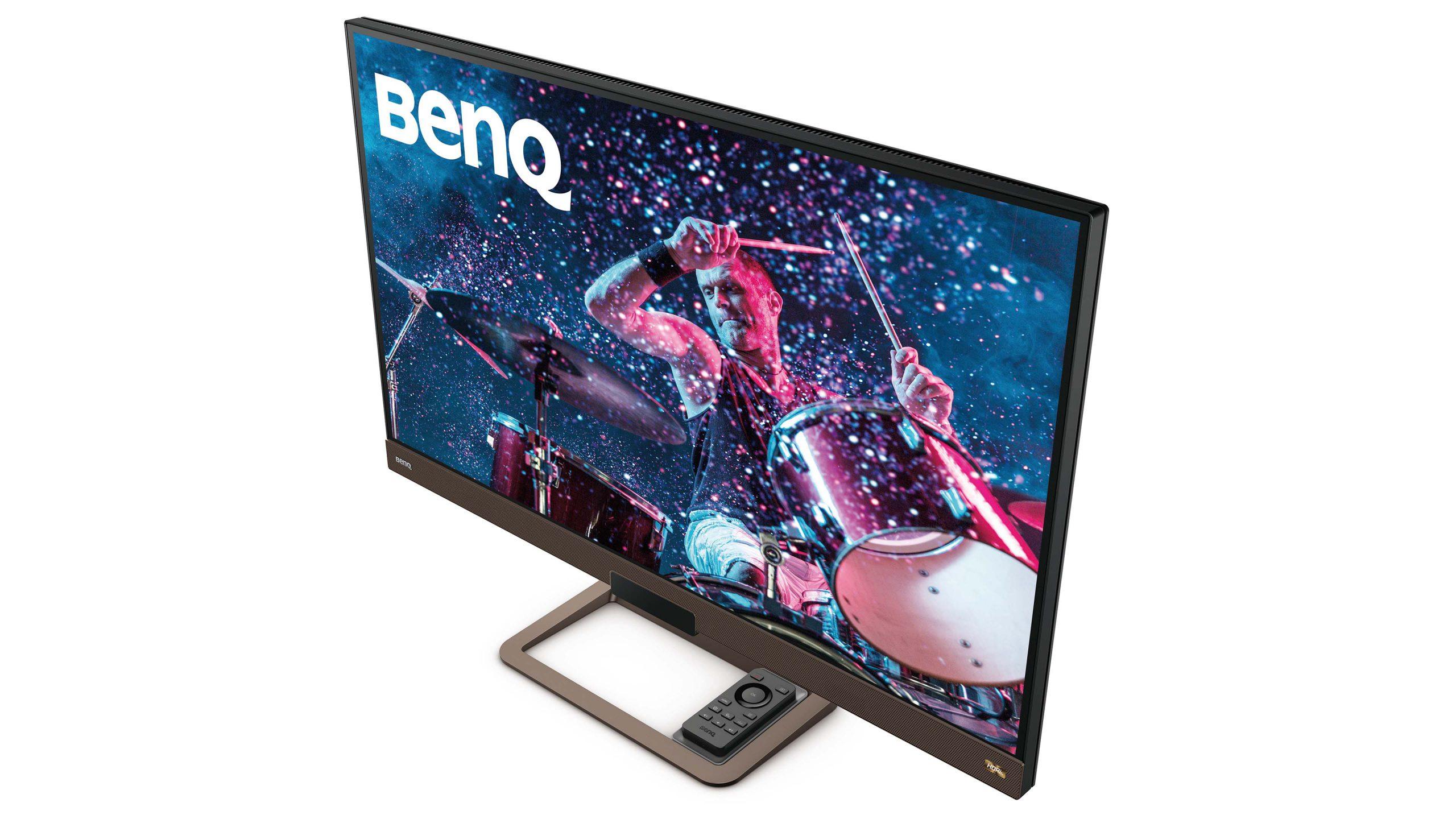 BenQ EW3280U top view