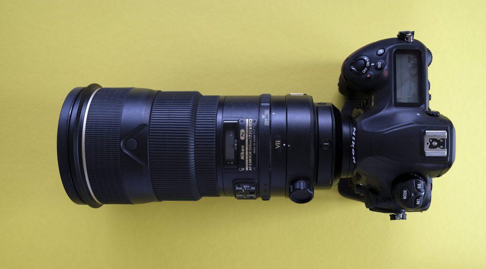 Nikon D6 300mm
