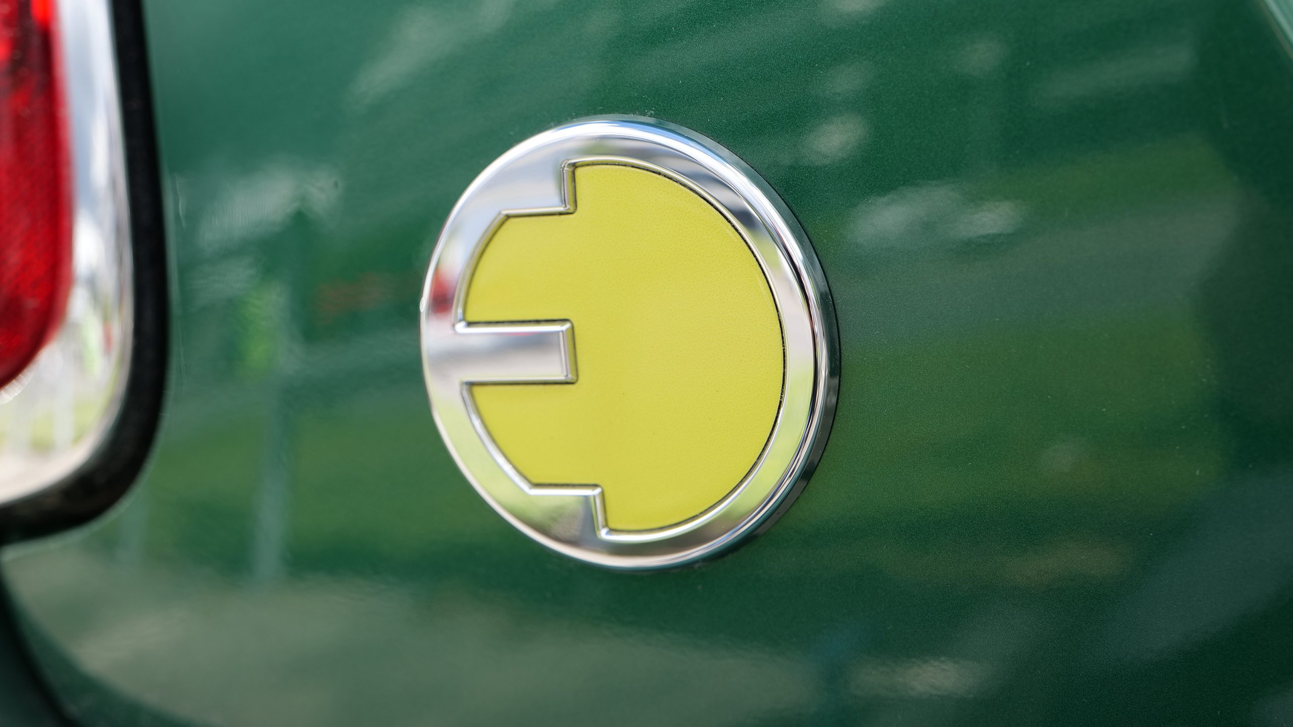 Mini Cooper Electric logo