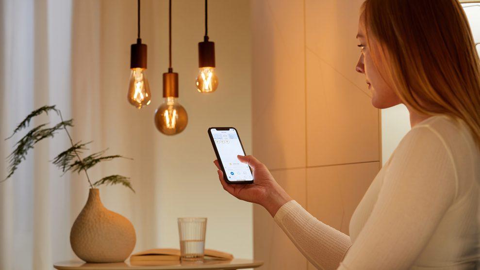 Smart Philips belysning med nytt namn – Smarta Philips