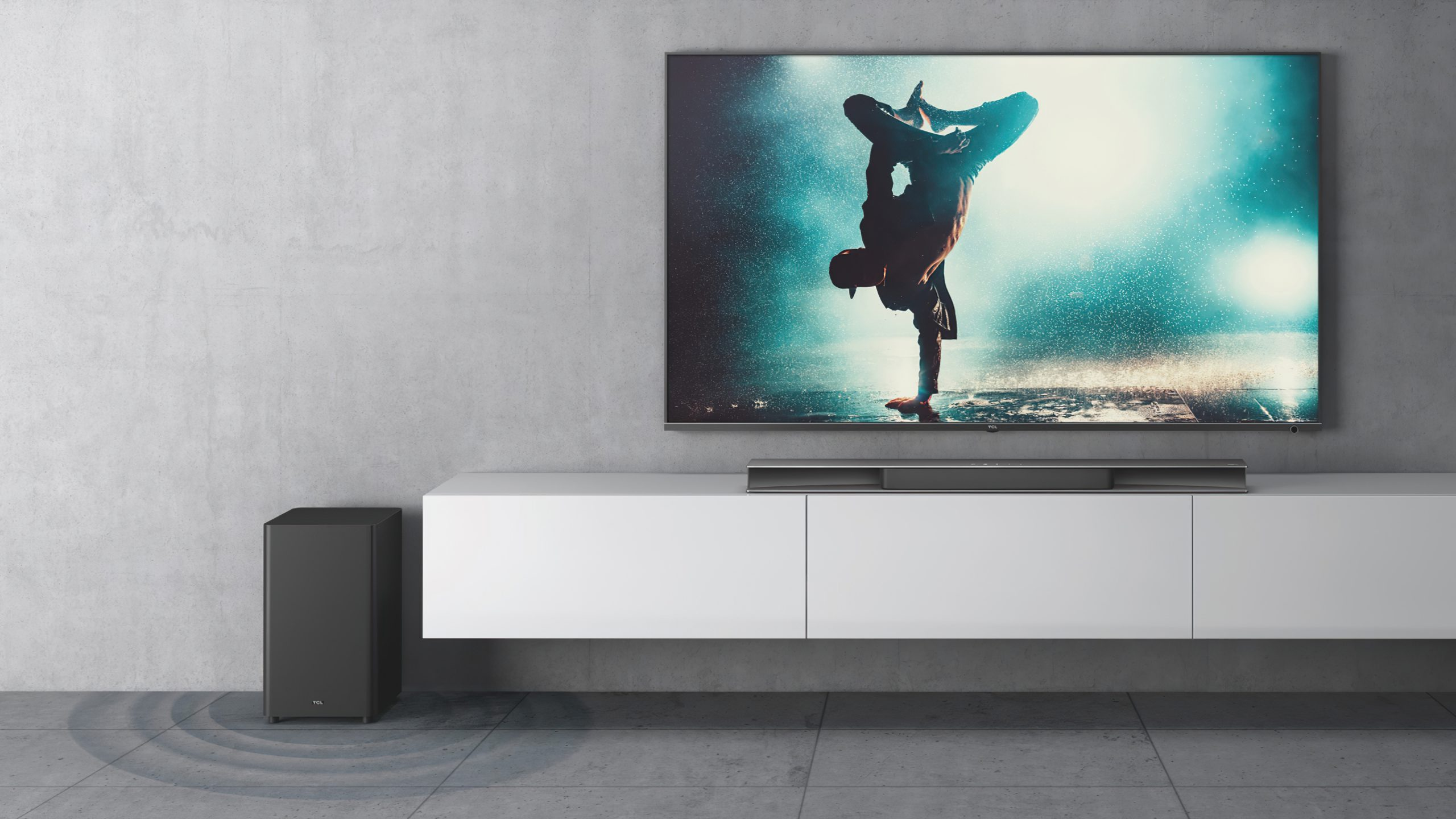 TCL RAY-DANZ TS9030 lifestyle