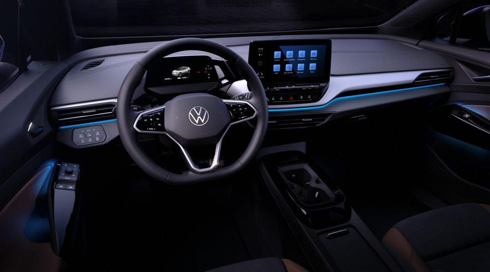 VW ID4 interior 4