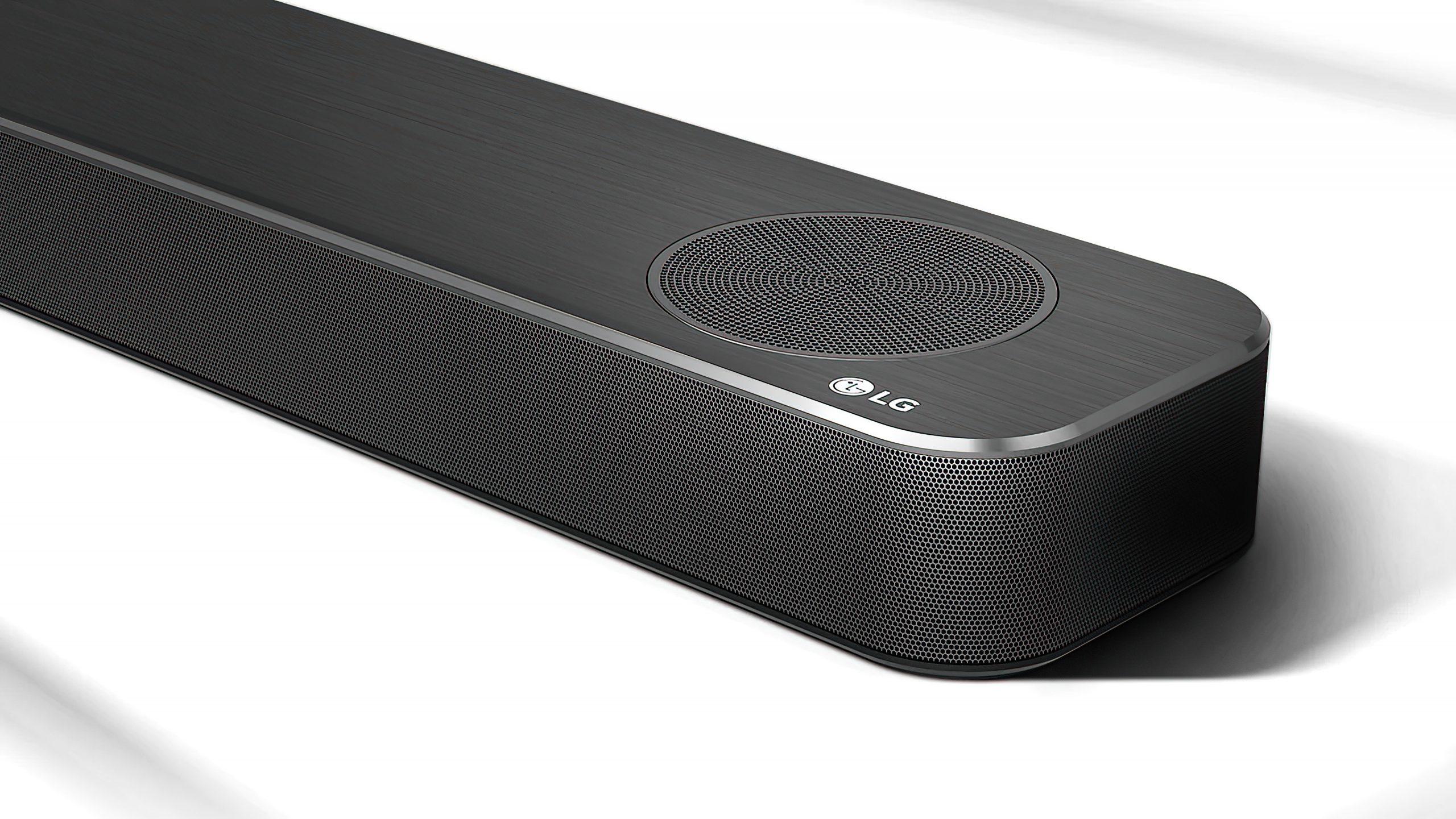 LG sn8yg top speaker