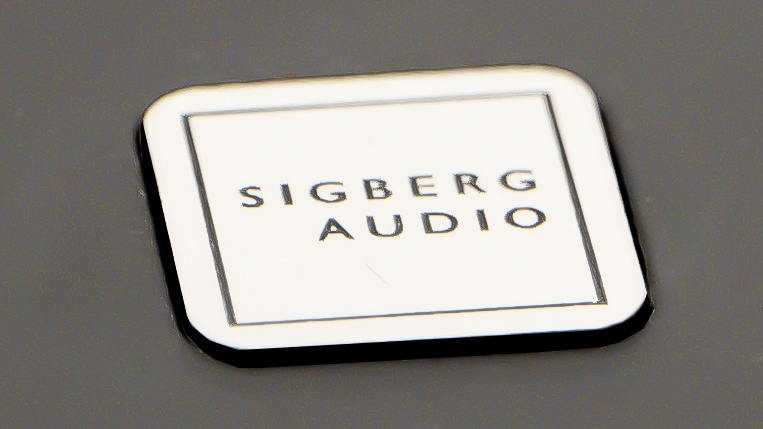 Sigberg Audio logo
