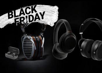 Black Friday hodetelefoner