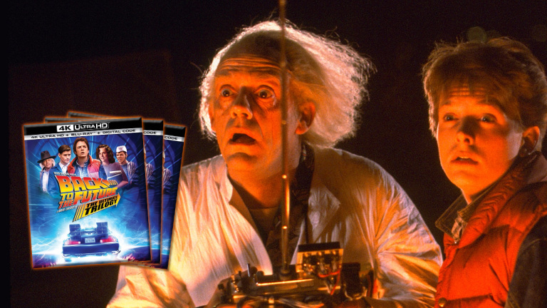 Back to the Future – The Ultimate 4K Trilogy _1
