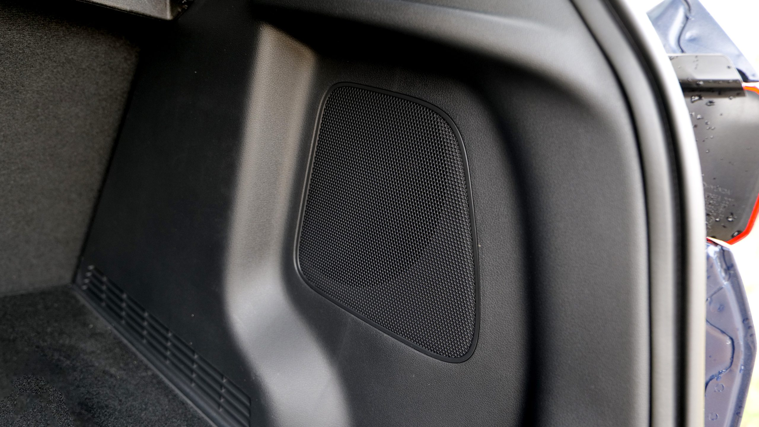 Hyundai Kona subwoofer