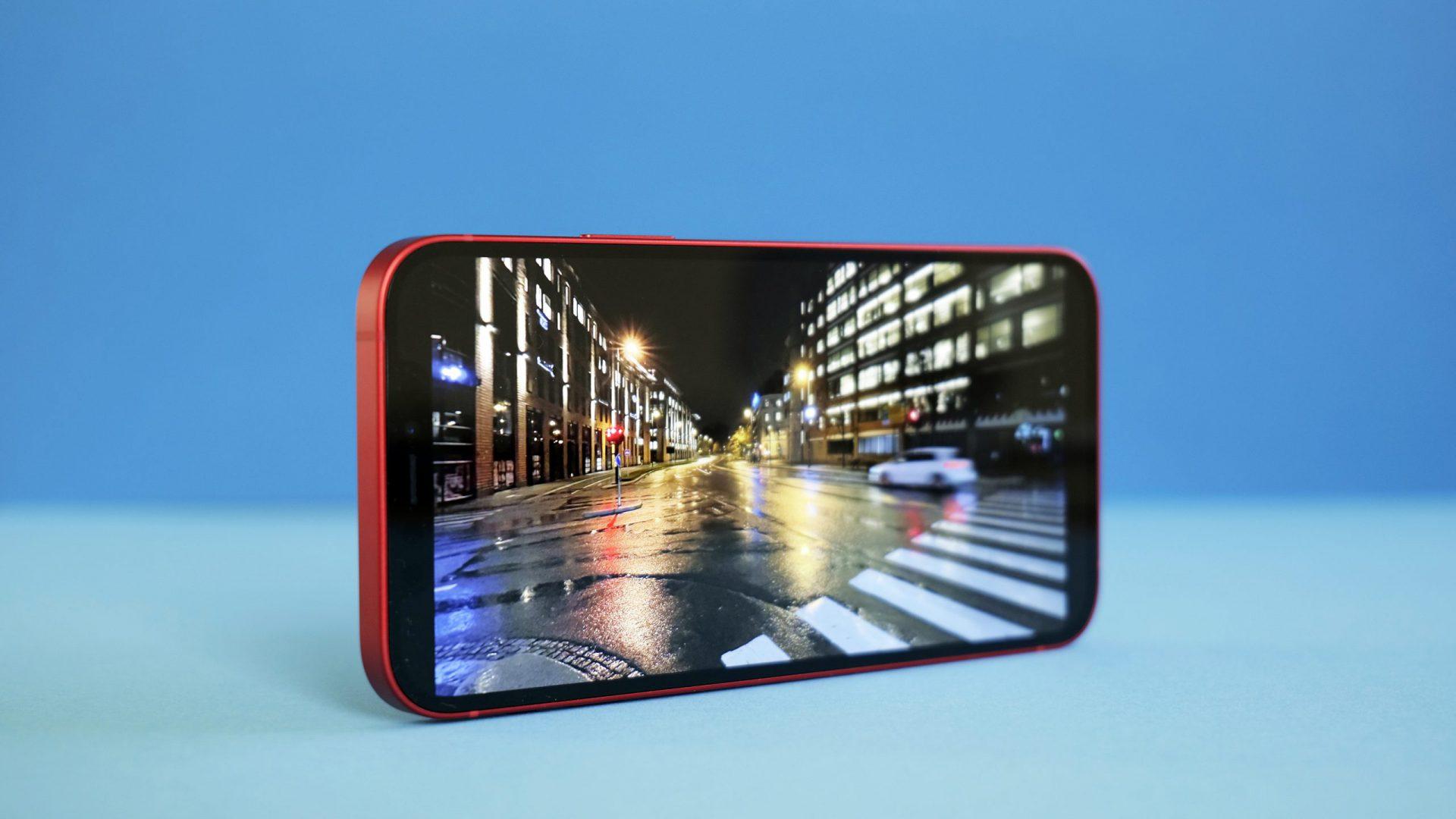 D2D recenserar iPhone 12 Pro Max