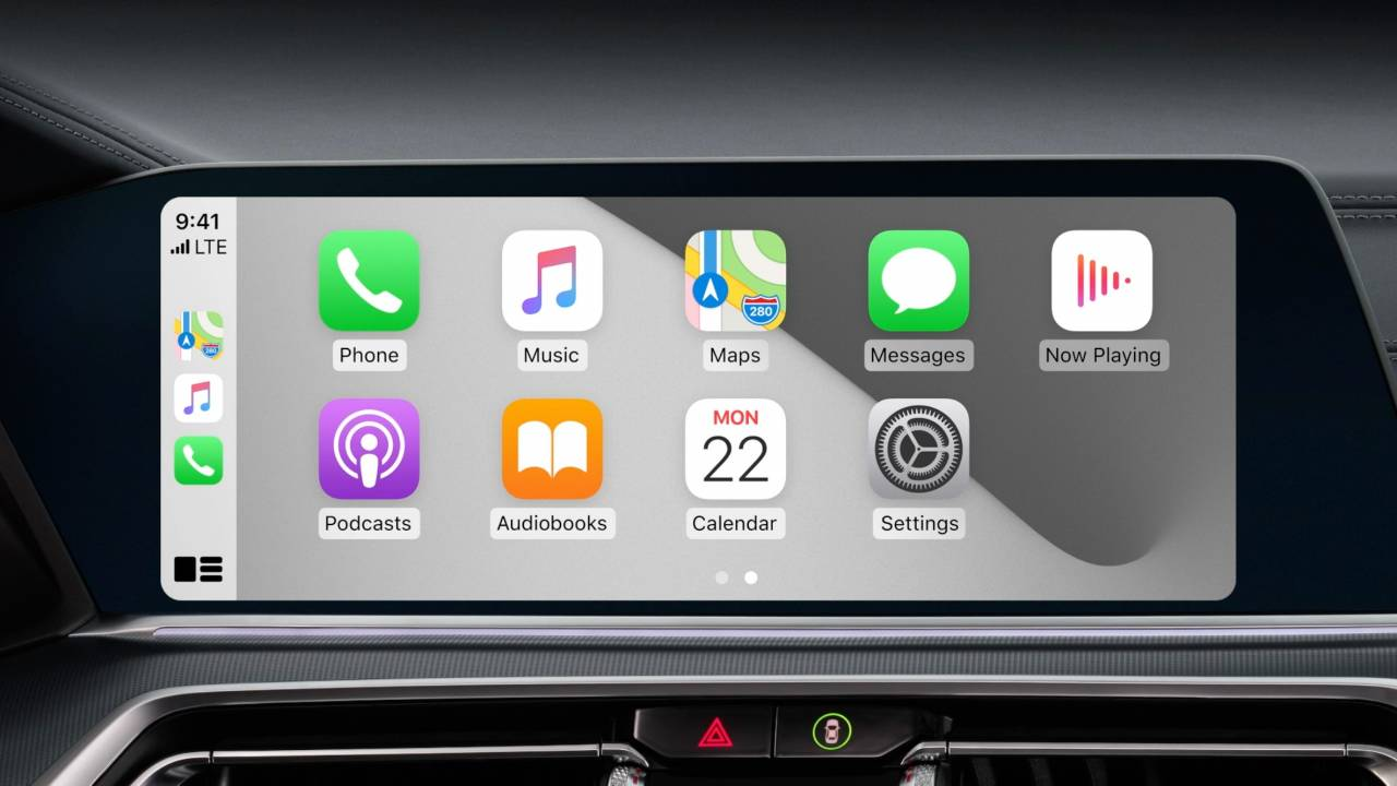 Carplay ios14 Apple-bil
