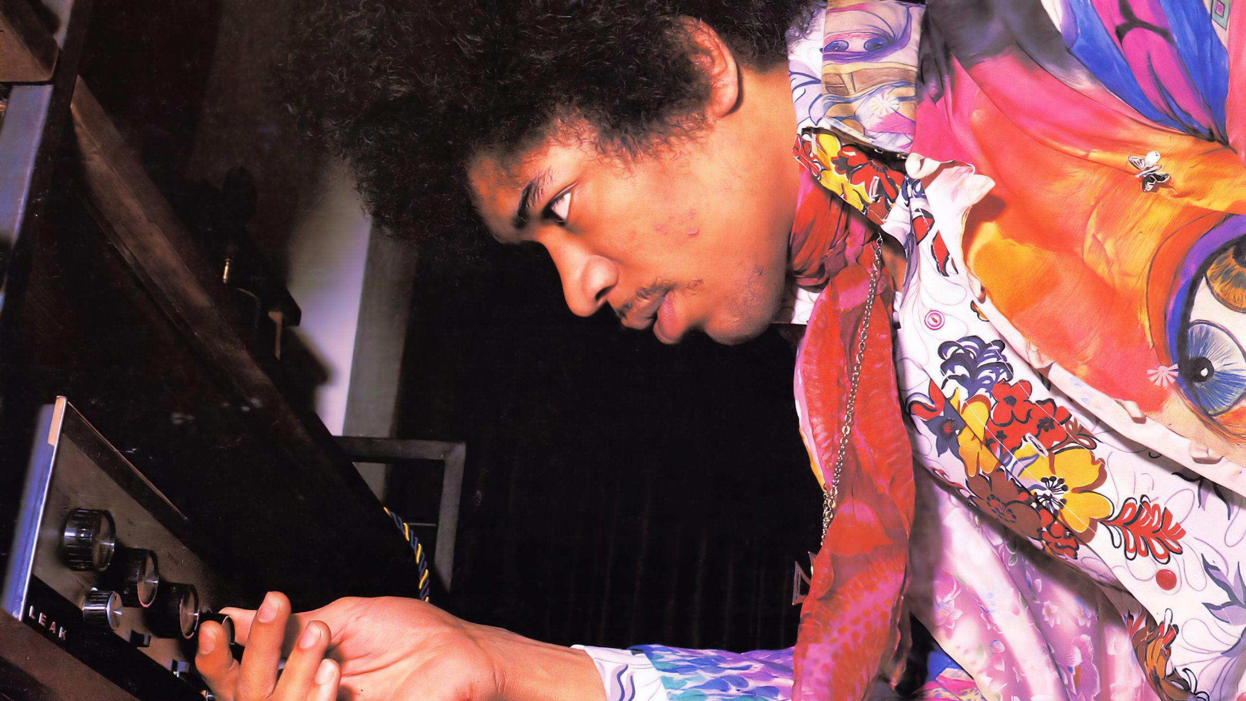 Jimi Hendrix stereo HANDEL & HENDRIX