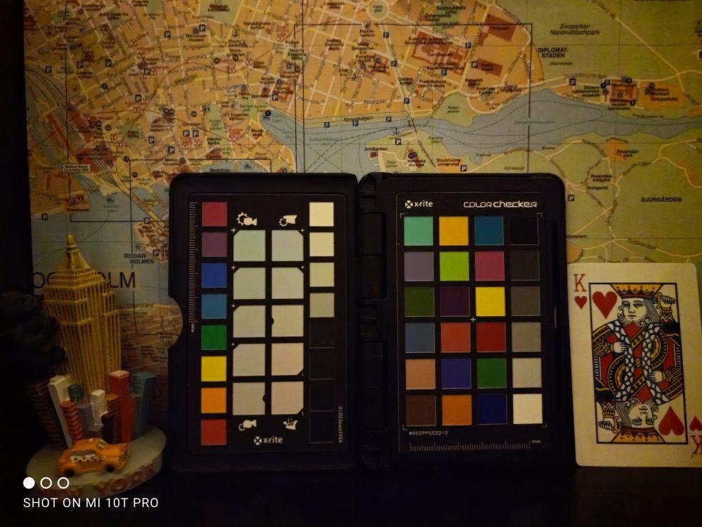 dark mode Mi 10T Pro
