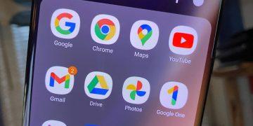 Google appar