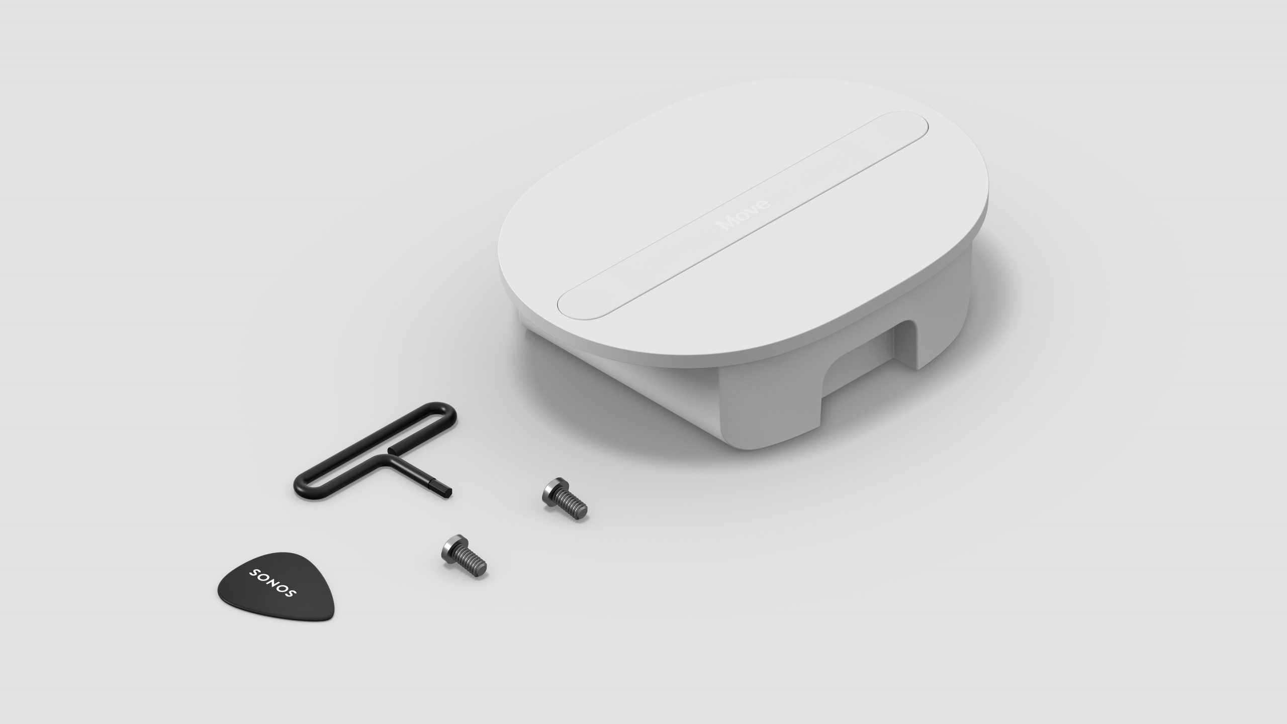Battery kit Sonos Move - white
