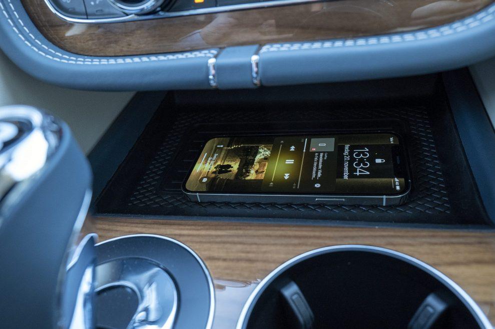 Bentley Bentayga iQ