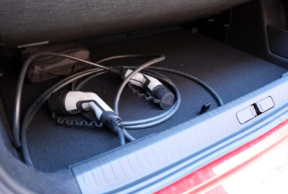 Citroën ë-C4 Shine kabel