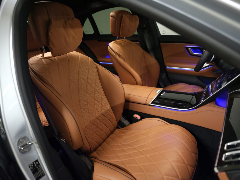 MB S500 forseter
