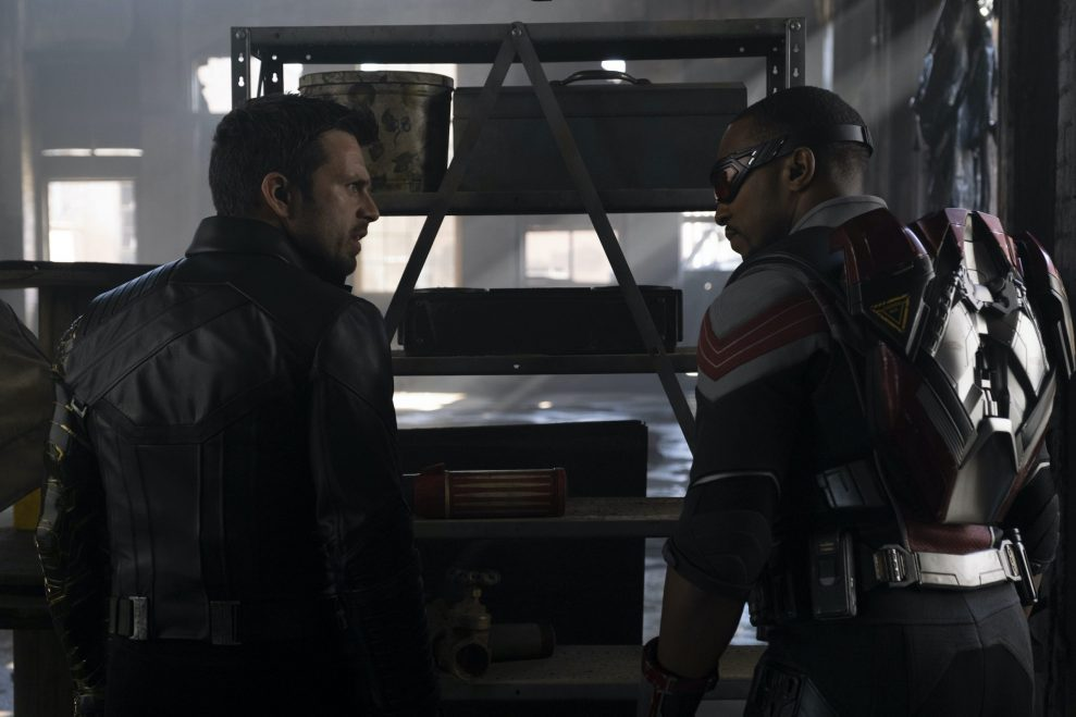 The Falcon and The Winter Soldier, sesong 1, eps. 1_4