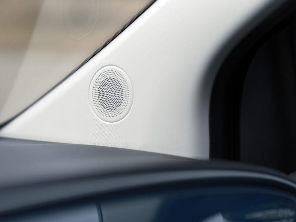 FIAT 500 diskant