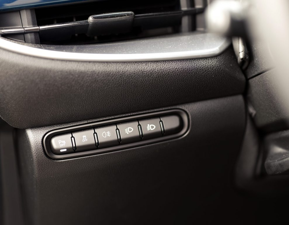 FIAT 500 lyskontroll