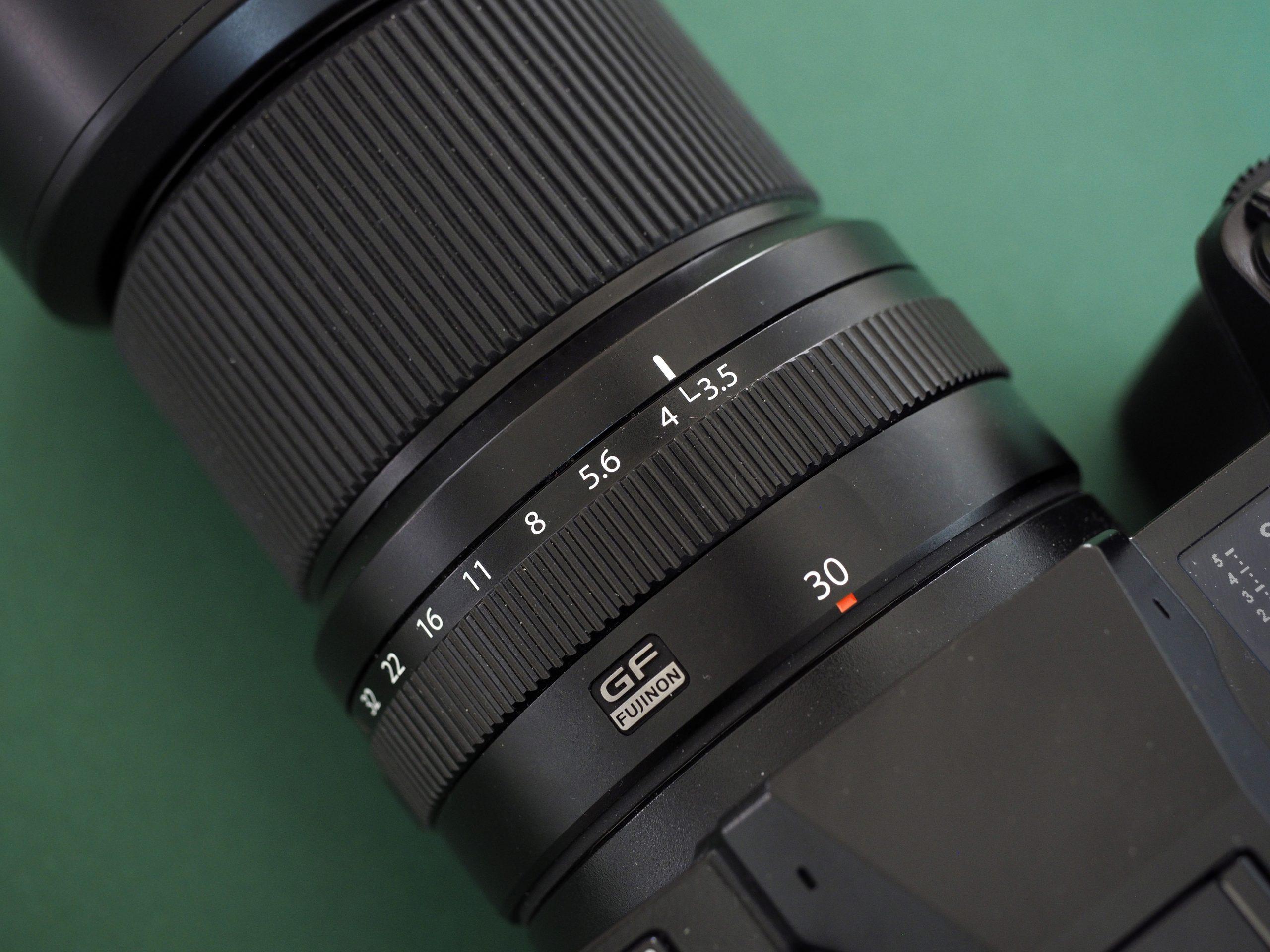 Fujifilm GF 30mm f3.5 WR