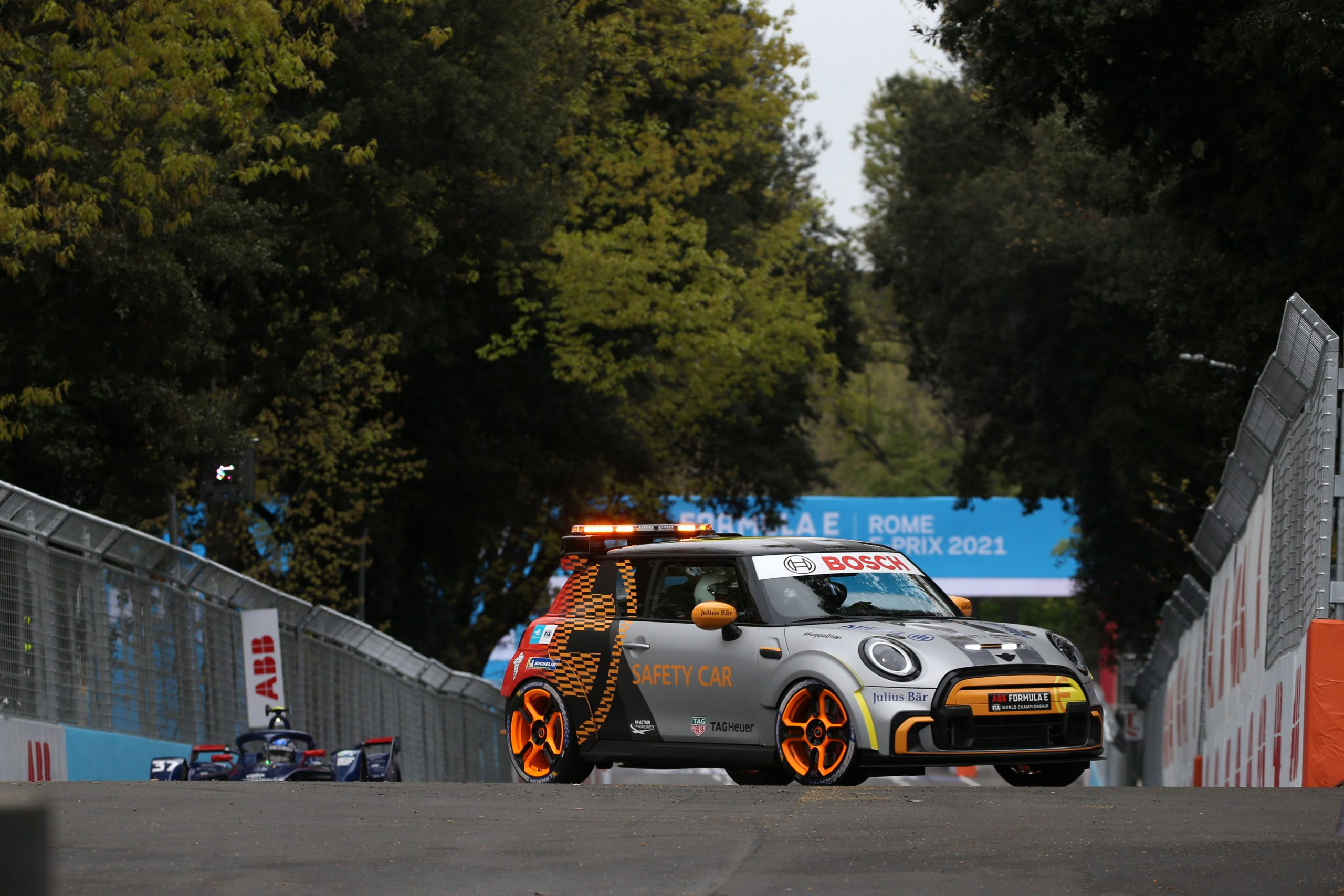 MINI Electric Pacesetter JCW