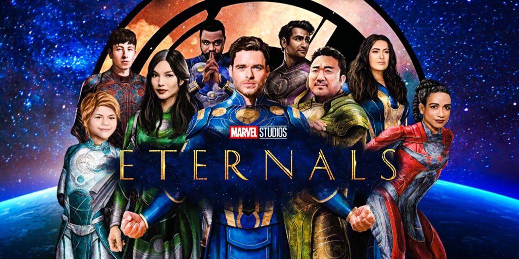 Trailer: Marvels Eternals