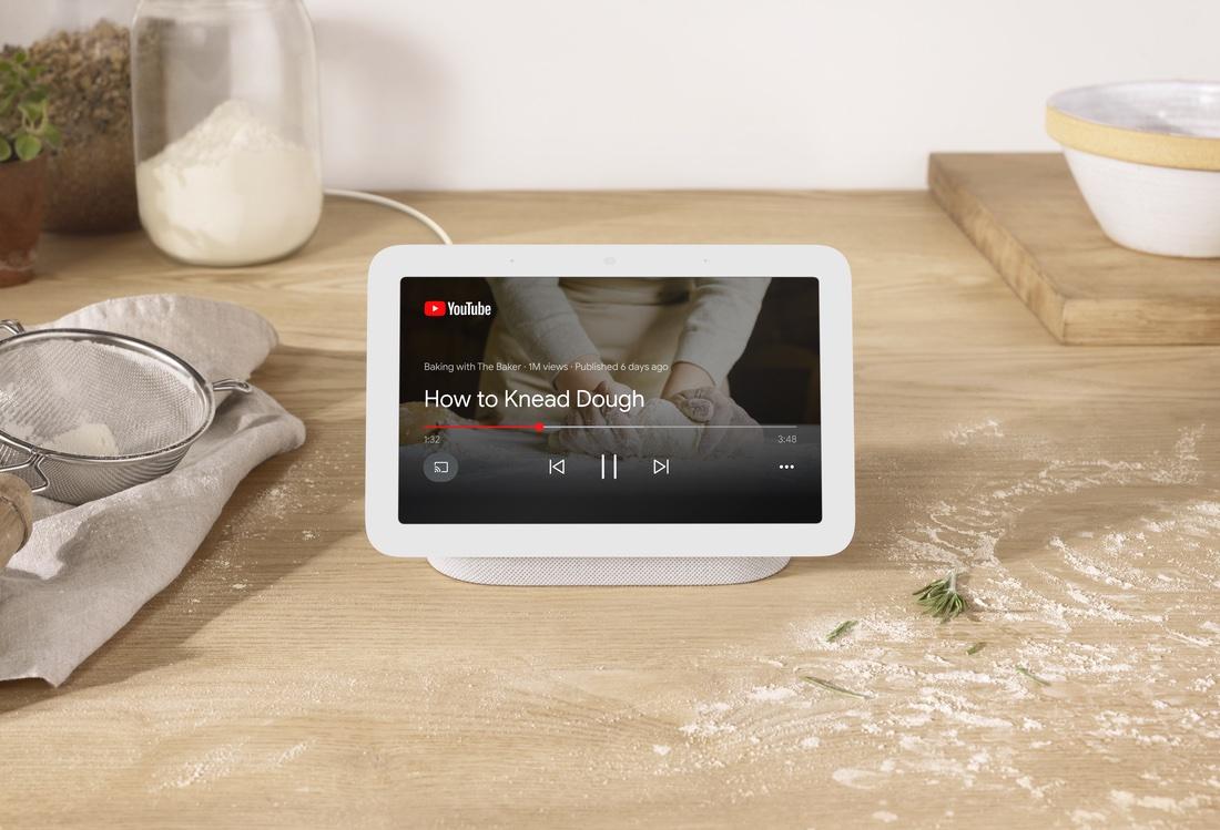 Google Nest Hub 2 dough