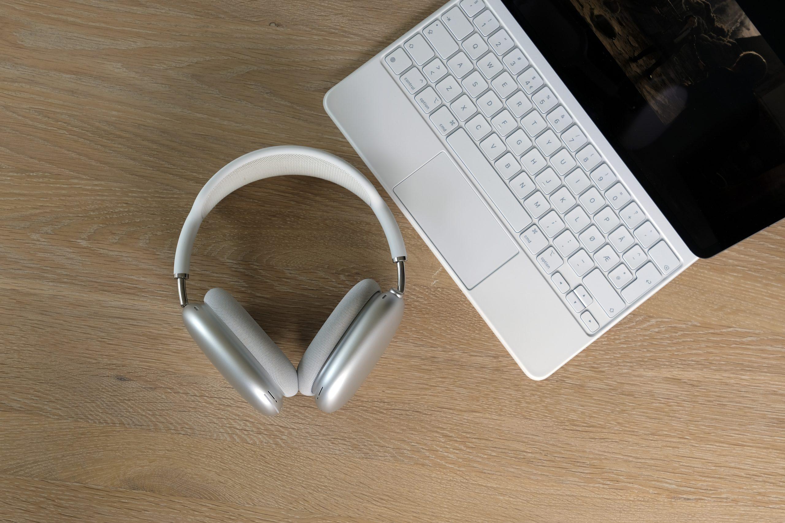Apple Spatial Audio headphones