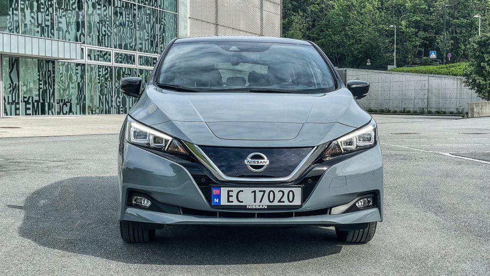 Nissan Leaf 2021 (2)