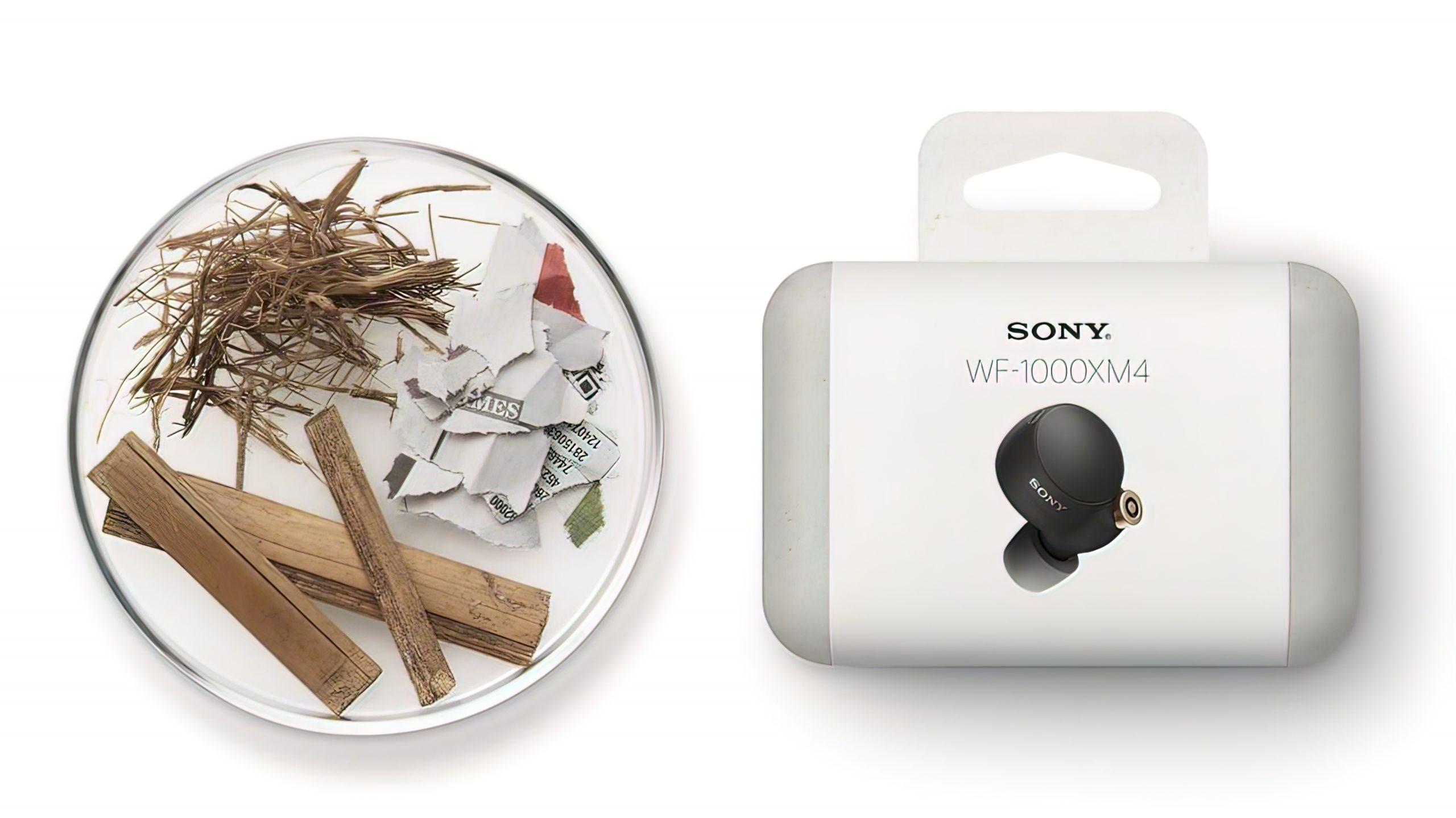 Sony WF-1000XM4 box