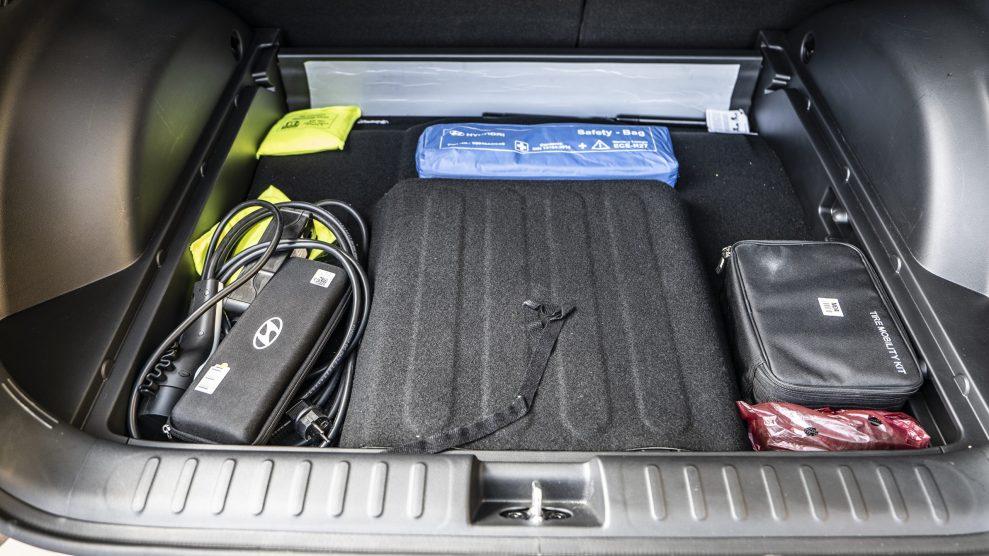 Hyundai IONIQ5 trunk(2)