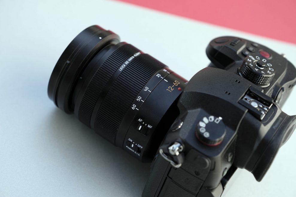 Lumix GH5 II kit zoom