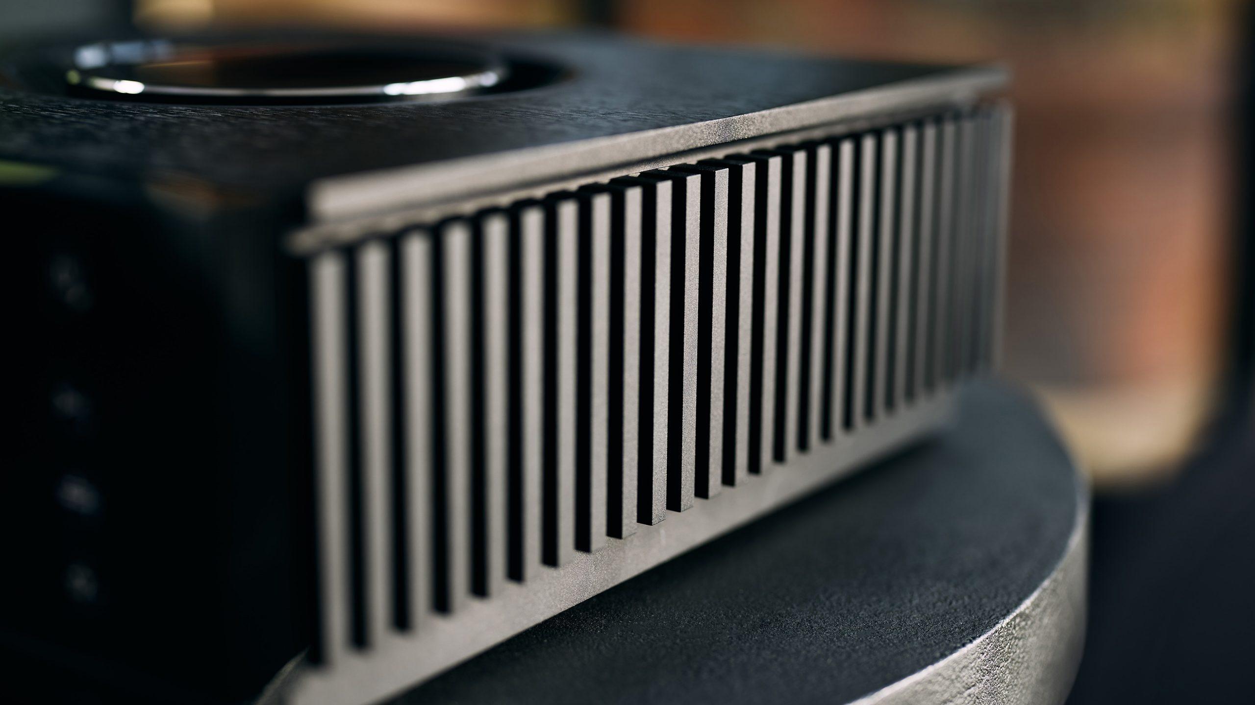 Naim Uniti Atom Headphone Edition - cooling fins