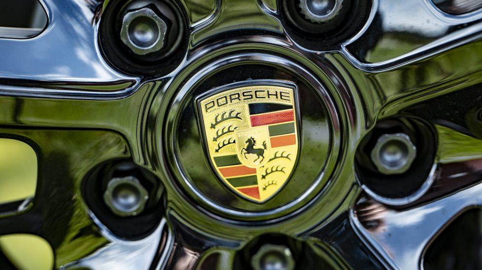 Porsche Taycan Cross Turismo Wheel