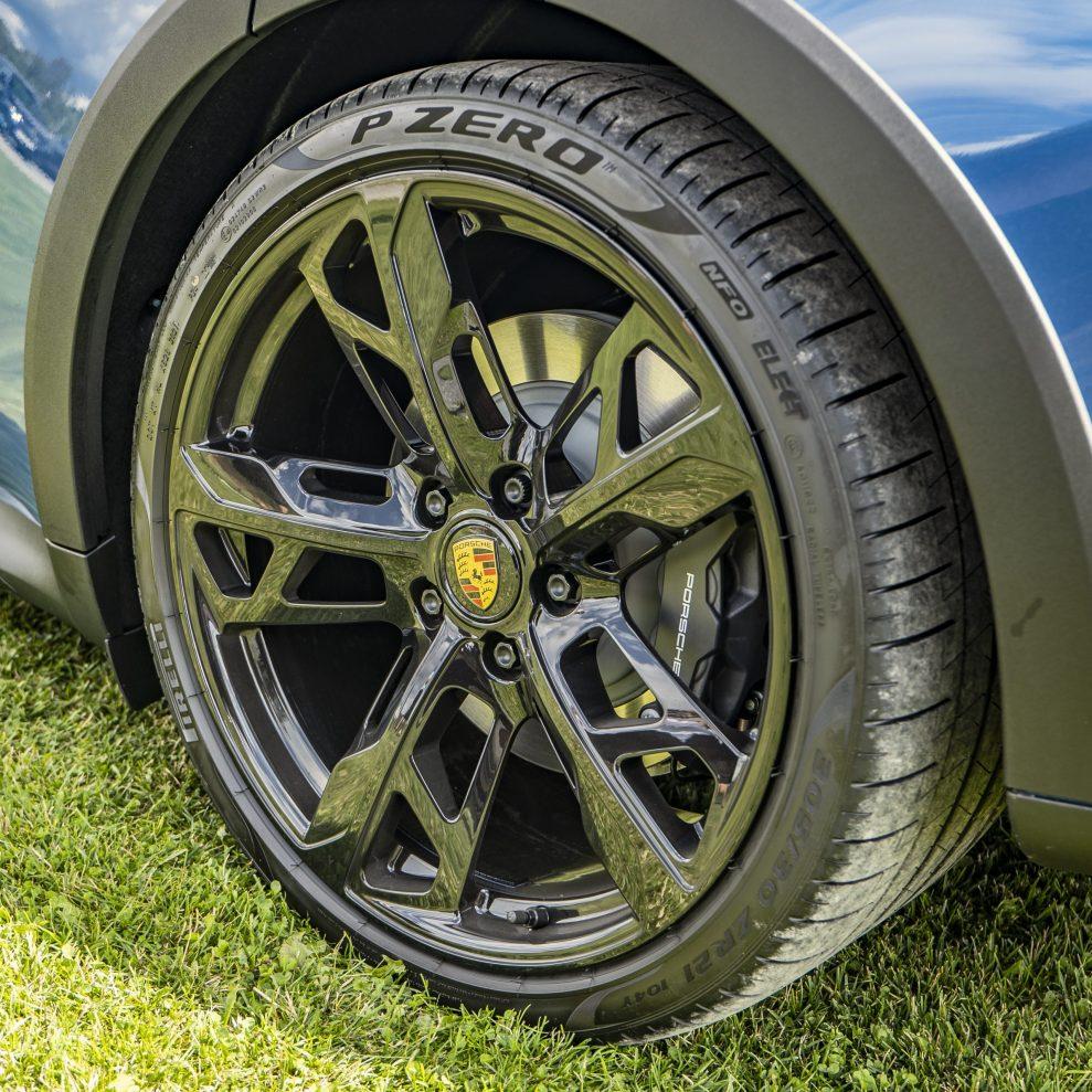 Porsche Taycan Cross Turismo Wheel(2)