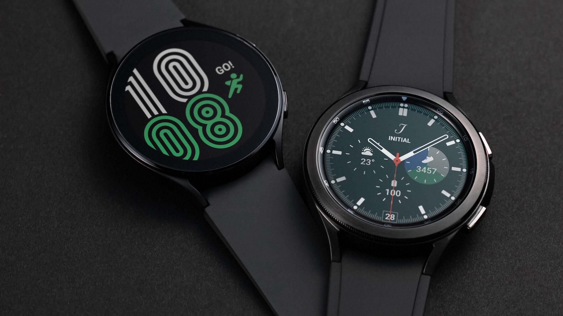 Samsung lanserar Galaxy Watch 4