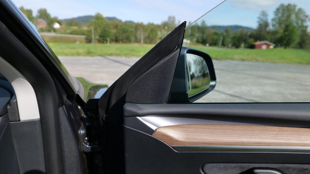Tesla Model Y right speaker mirror