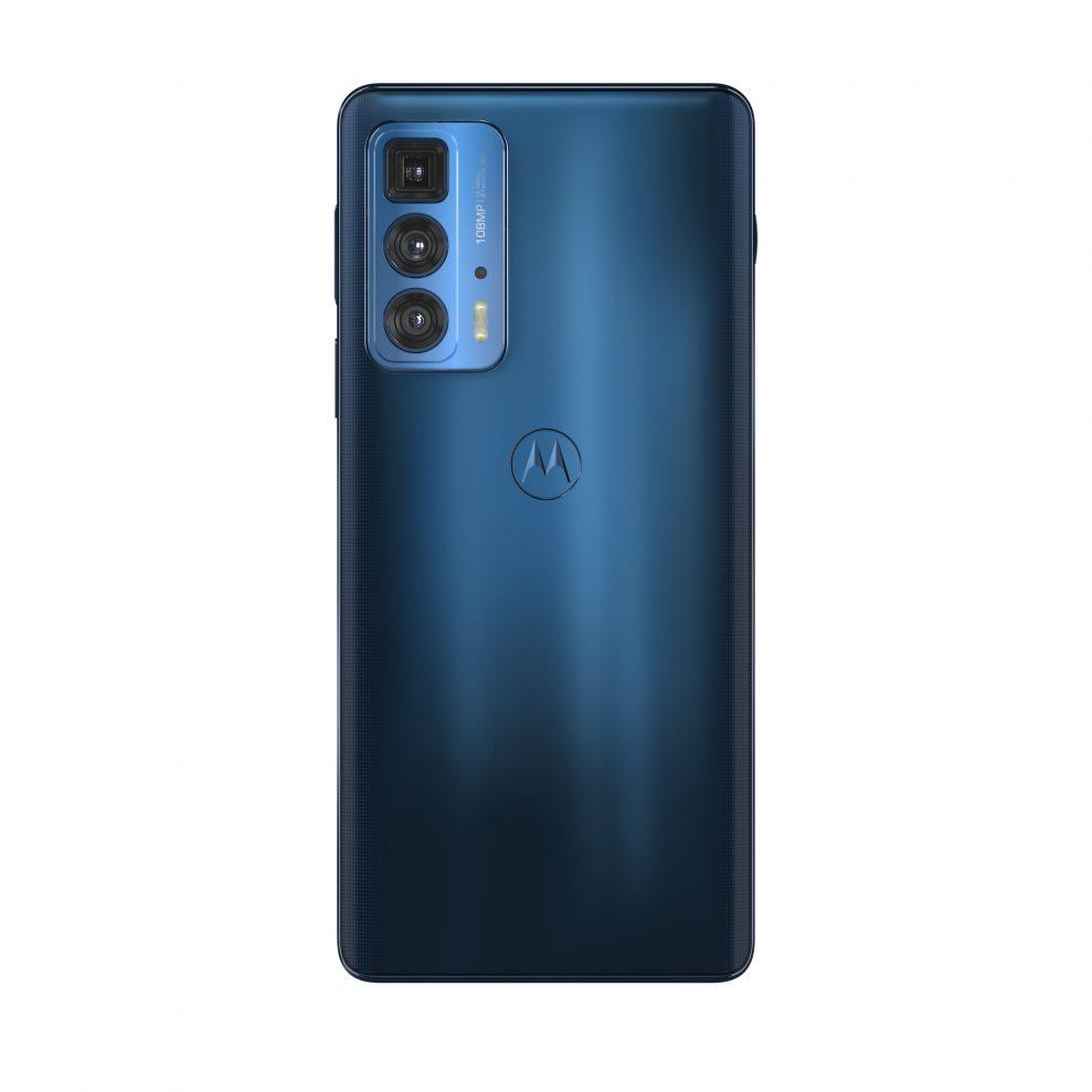 Motorola Edge 20 Pro lenses