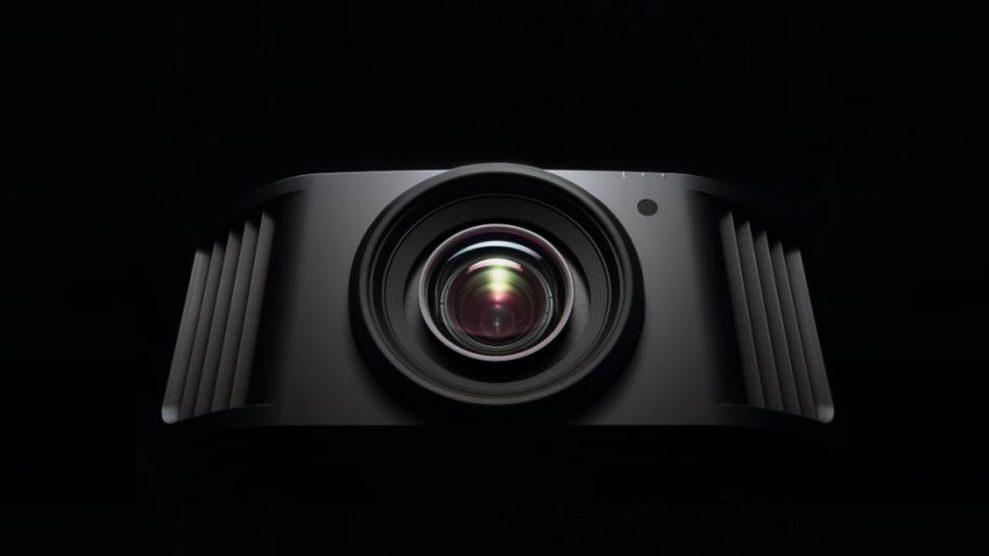 jvc 8k projektor