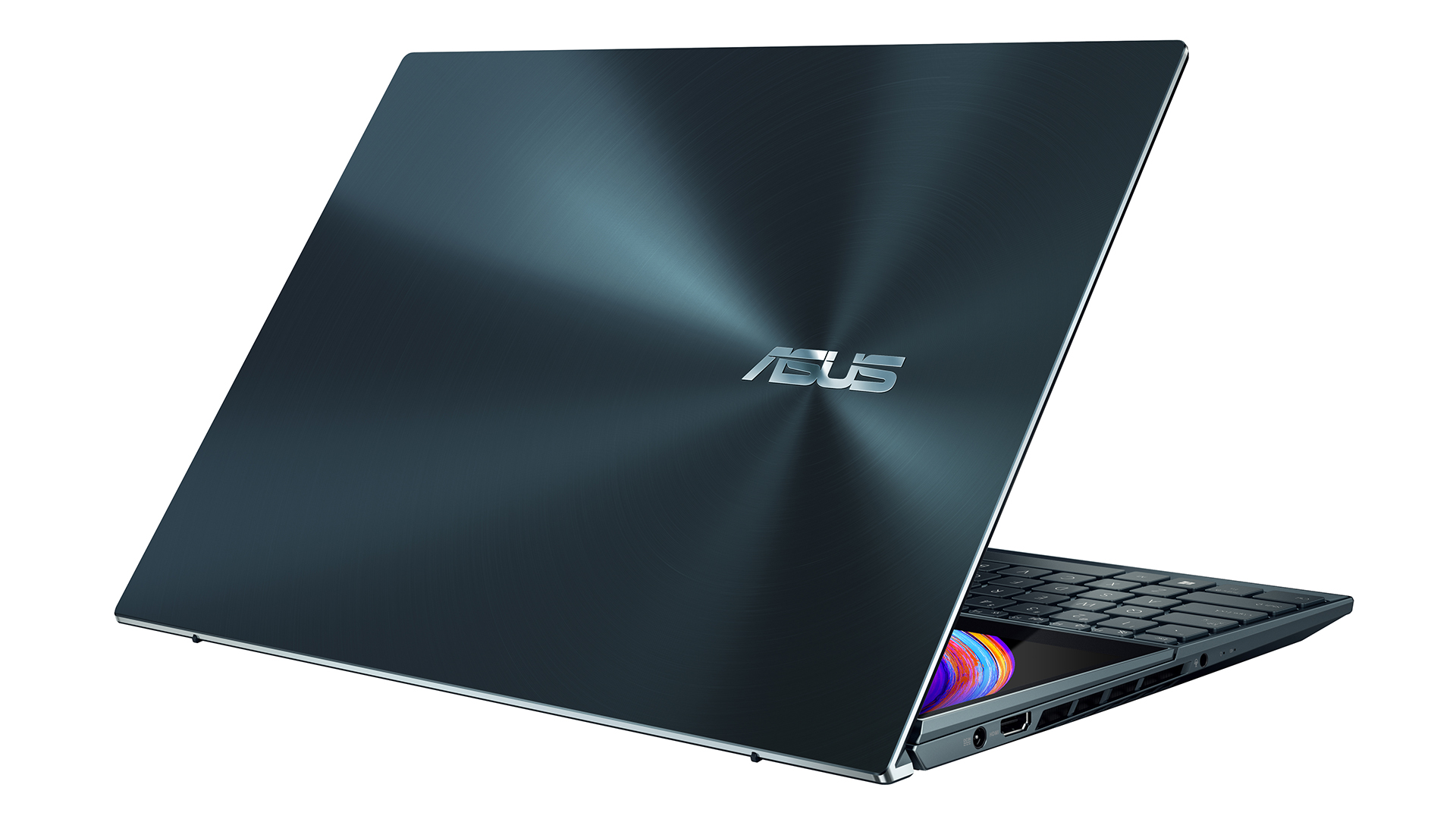 Asus ZenBook Pro Duo UX582 back