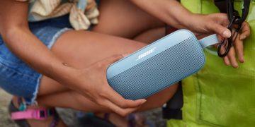 Flex – Ny bärbar Bluetooth-högtalare Bo