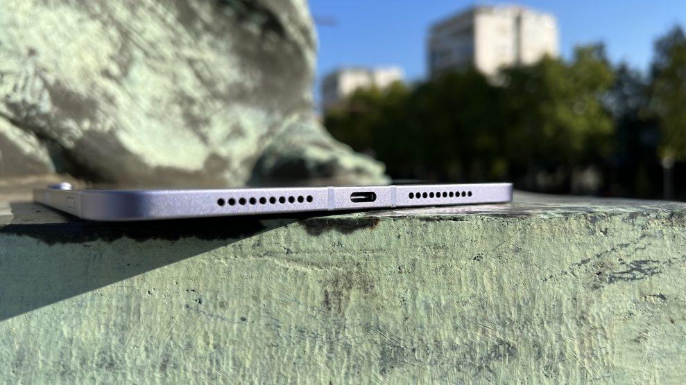 iPad mini 6 (2021) usb-c
