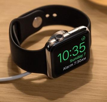 Apple Watch Nightstand Mode