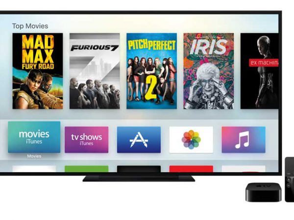 Apple TV 4:e Gen