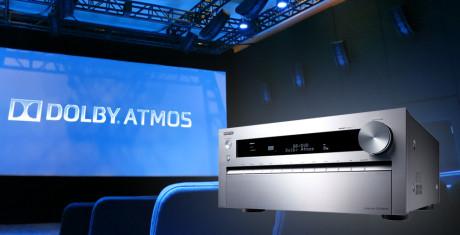 Hemmabioreceivrar med Dolby Atmos